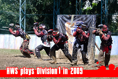 HWS Plays Div 1 since 2009
